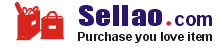 Purchase you love item by www.sellao.com